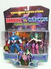 Marvel vs Capcom Toys