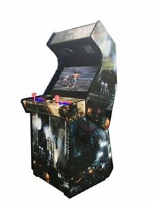 Upright Arcade Machine
