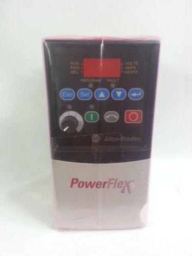 Inversor allen bradley Powerflex 40 Manual