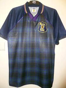 fe50c6ba765 Retro Scotland Football Shirt