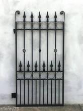 Seeking Wrought Iron Pedestran/Side Gates Geraldton 6530 Geraldton City Preview