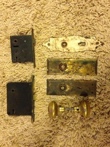 Vintage Door Plates Ebay
