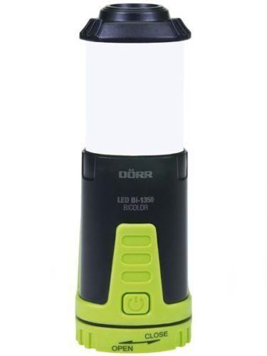 All-round Capminglampe * Taschenlampe * Dörr BI1350