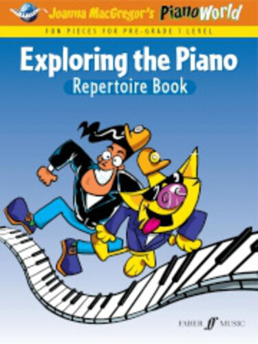 Exploring the Piano. Repertoire Book; MacGregor, Joanna, 0571534082 - 571534082
