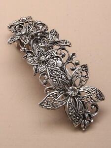 BARRETTES CLIPS DIAMANTE CR