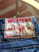 Mens True Religion Jeans Billy