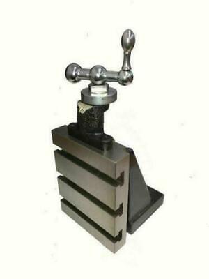 Lathe Vertical Slide 4 X 5 100 X 125mm Milling Slide Fixed Base New Brand