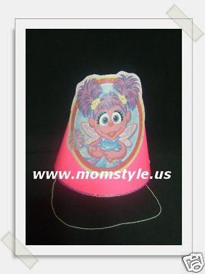 Abby Cadabby  Birthday Party hats](Abby Cadabby Hat)