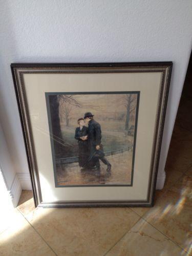 Ethan Allen Framed Ebay