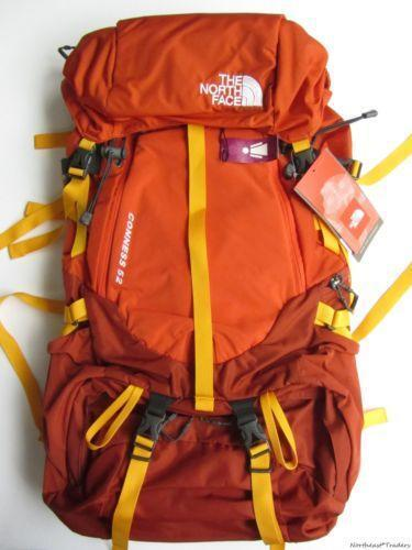 North Face Hiking Backpack Ebay