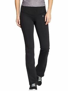 Model Old Navy Women39s Active Skirted Compression Pants BLACK 646  EBay