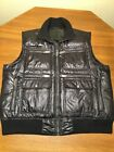 GUESS Regular Size XL Polyester Vests for Men