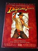 Indiana Jones DVD