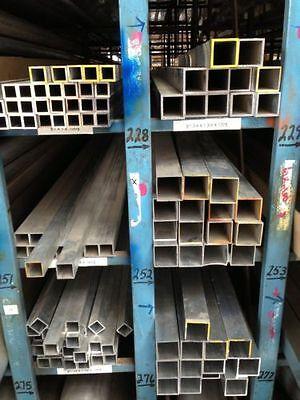 Aluminum Square Tubing 3 X 3 X .250 14 X 24