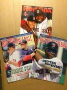 Red Sox Yearbook