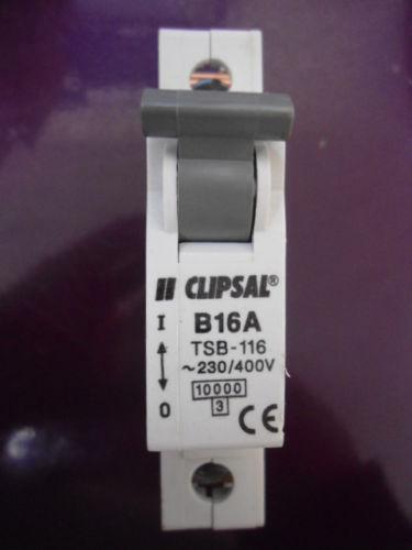 Clipsal Mcb Circuit Breakers Ebay