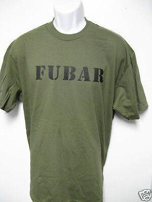 Fubar T Shirt  Military T Shirt  Wwii T Shirt
