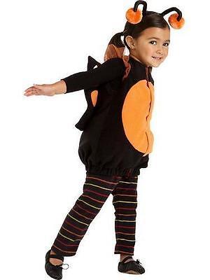 NWT OLD NAVY 3 pc BUTTERFLY COSTUME Black orange HALLOWEEN 6 6-12 12-24 2/3 4/5 (Old Navy Kostüme Halloween)
