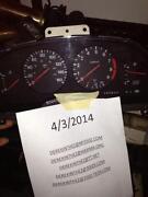 300zx Speedometer