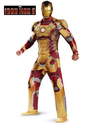 Iron Man Costume Ebay