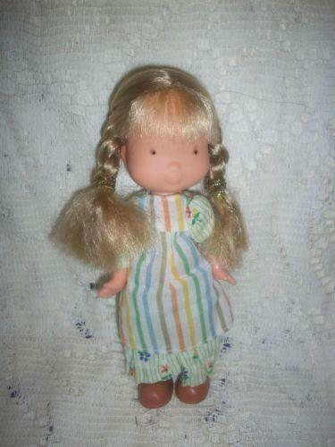 Holly Hobbie Vinyl Doll Ebay
