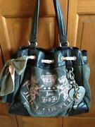 Juicy Couture Grey Bag