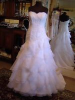 Brand new Alfred Angelo Wedding Gown SZ.8