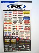 Sponsor Decals