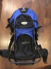 Deuter Kid Comfort II 2 - child carrier/ walker