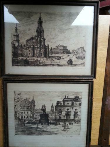 French Etching Signed: Prints | eBay