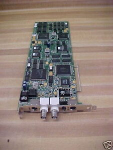 OPTIBASE VIDEOPLEX-PCI MPEG 1 & 2 VIDEO DECODER CARD London Ontario image 7