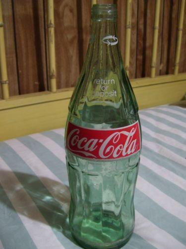 32 Oz Coca Cola Bottle Ebay