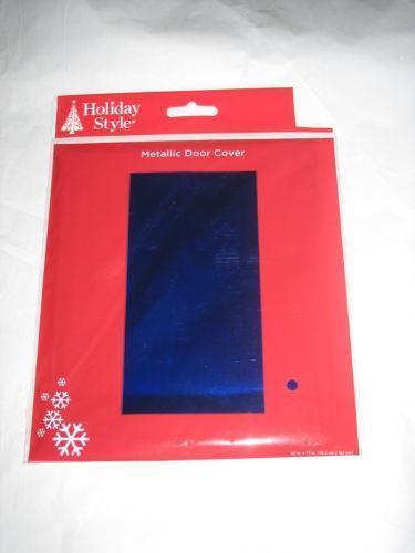 christmas door cover