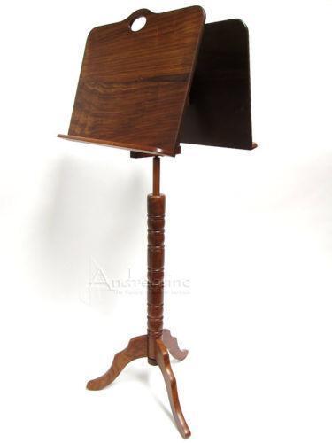 Wood Music Stand Ebay