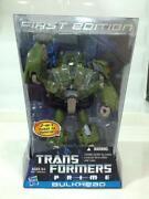 Transformers Bulkhead