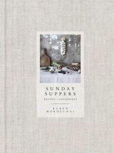 Sunday Suppers by Karen Mordechai (Hardback, 2014)