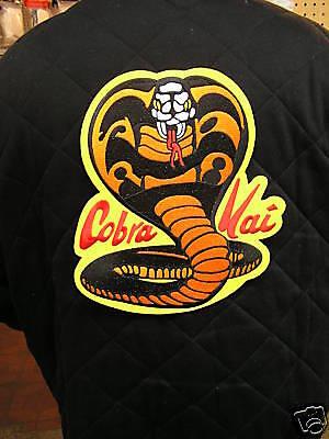 Original Cobra Kai patch - large 11