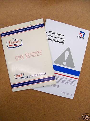 Free Cessna Parts Manual 177rg