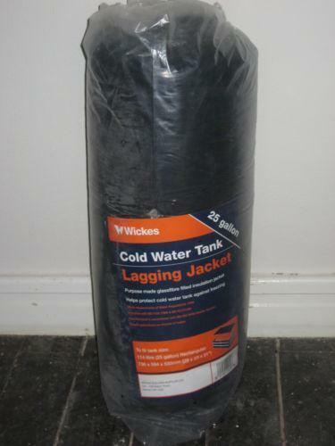 Cold Water Tank Jacket Ebay