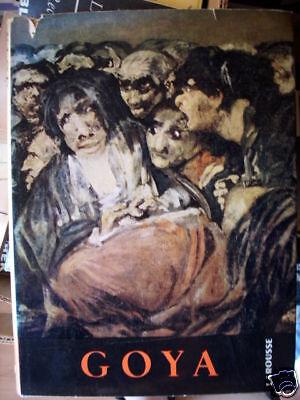 Francisco de Goya  Biografie  Bilder / HC französisch