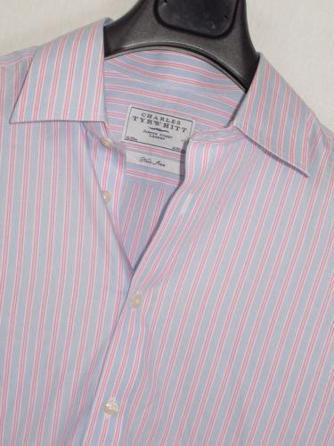 Charles tyrwhitt mens shirt ebay for Mens dress shirts charles tyrwhitt