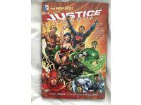 X5 New 52 Comics DC Mint Condition.