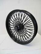 Harley Fat Spoke Wheels