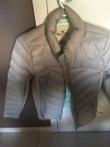 Veste Hollister taupe taille S