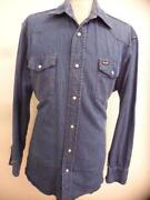 Wrangler Denim Shirt XL