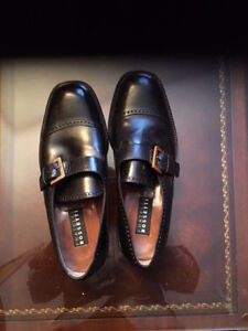 Fratelli Rossetti Black  Leather shoes. Never worn