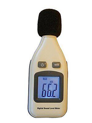 Bafx Products - Decibel Meter Sound Level Reader - W Battery New Free Sh