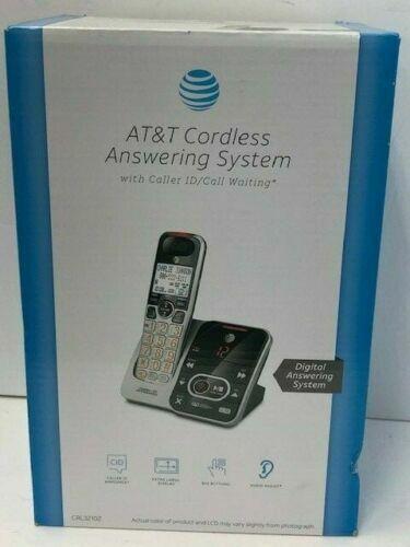 AT&T  Cordless Phone CRL32102 DECT 6.0 Expandable Cordless Phone
