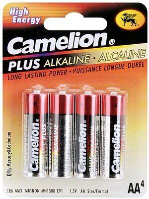 Camelion Aa Alkaline Batteries (Camelion Plus Alkaline High Energy