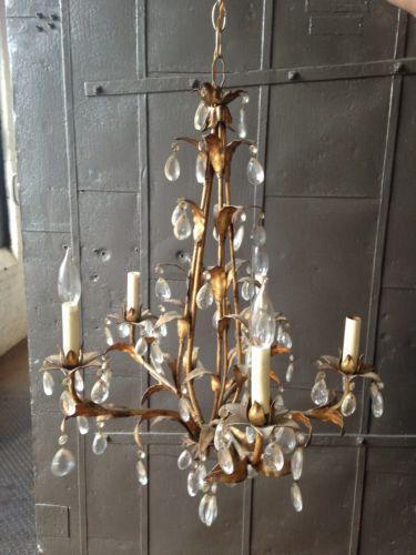 Antique Italian Chandelier Ebay